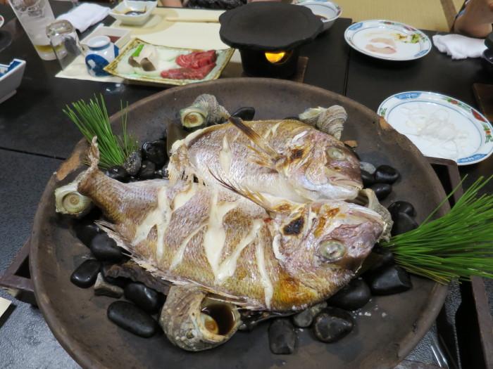 鯛の宿 うめ丸 グルメ 淡路島 オススメ 温泉