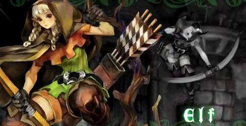 ドラゴンズクラウン 参考にならない攻略?エルフを使ってハードモードのエンシェントドラゴンを倒す方法 幻の大地での死闘!