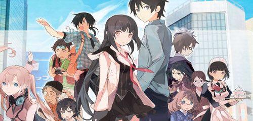 キャラデザは「ぽよよんろっく」!AKIBA'S TRIP 2 アキバズトリップ2がPS3とPSVitaで11月7日発売決定!