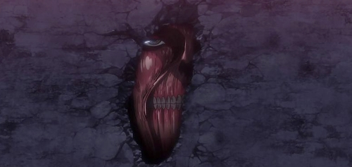 進撃の巨人アニメ1st最終回エンドカード