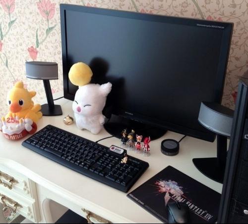 田中理恵のゲーム部屋