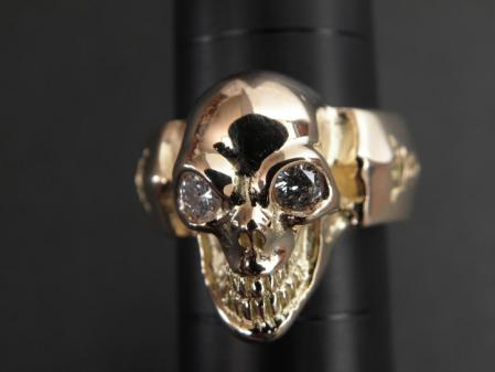 Gaboratory,Gabor,Silver,Skull,Ring,Gold,Diamond,ガボラトリー,ガボール,シルバー,スカル,指輪,ゴールド,ダイヤモンド,卡博拉特利,加伯,銀飾,金飾