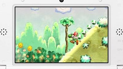 ヨッシーアイランド 3DS
