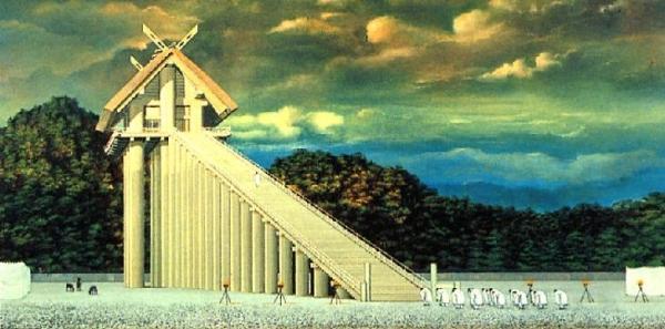 幻の大神殿