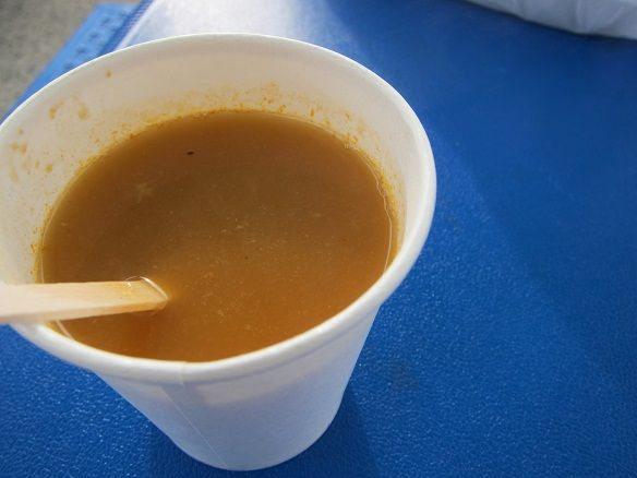 八戸朝市ブイヤベーススープ