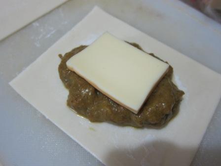 かっけカレーチーズ