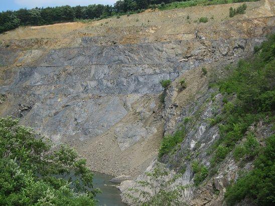 八戸是川鉱山 1