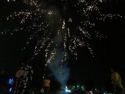 是川夏祭り