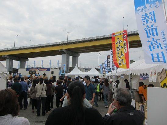2013三陸復興朝市まつり