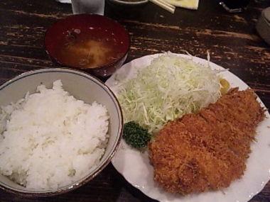 弁慶・ロースカツ