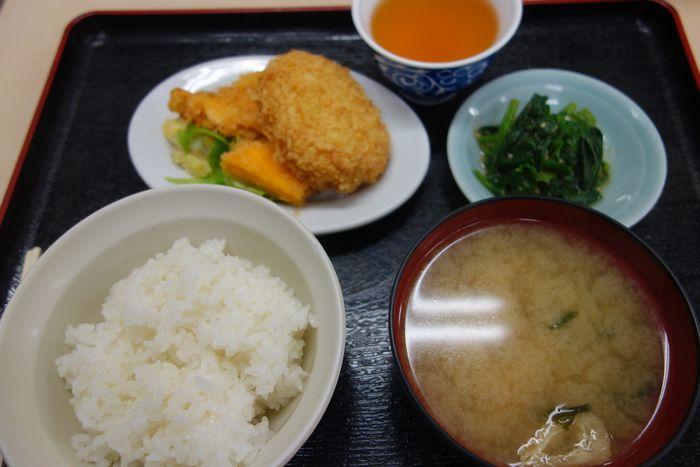 JR新幹線食堂6