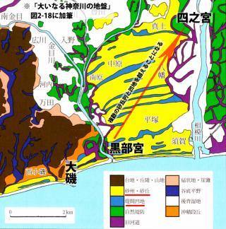 「大いなる神奈川の地盤」図2-18より