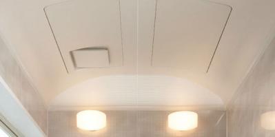 ドーム天井