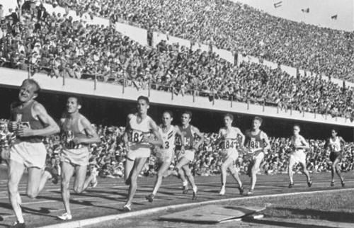 ヘルシンキオリンピック、今でも残る記憶 - ピンからキリまで