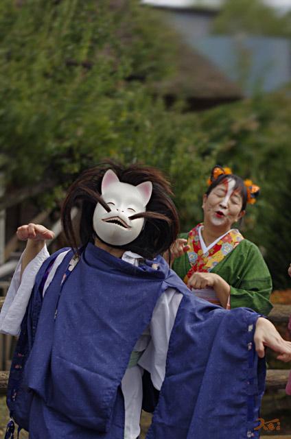 20131006きつねの嫁入05