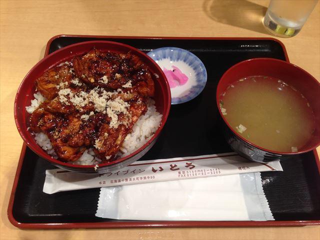 山わさび&豚丼の絶妙マッチ! 阪急北海道展 ご近所探訪 その110
