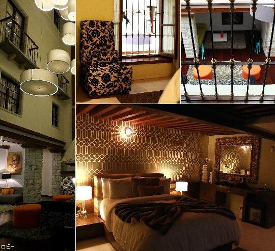 グアナファト ホテル2