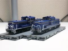 DD51・TOMIXとKATO