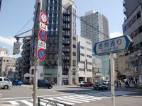 竹ちゃん@入谷・20130427・交差点