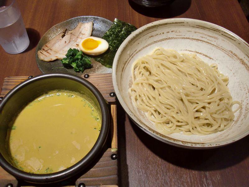 しゅういち@恵比寿・20130831・カレーつけ麺