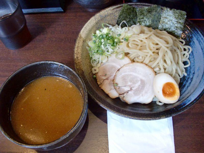 炎神@市ヶ谷・20130912・つけ麺