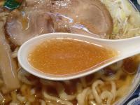 雷鳥@茅場町・20130924・スープ