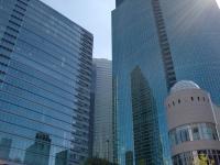 味里@新橋・20130929・汐留高層ビル