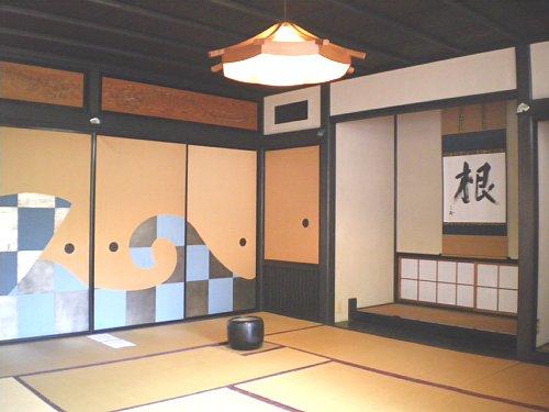 重森三玲邸・茶室