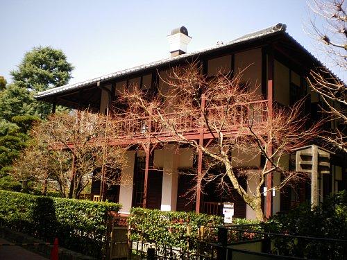 新島襄旧邸