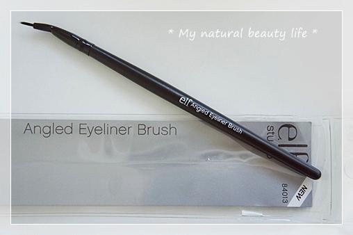 iHerb E.L.F. Cosmetics, Angled Eyeliner Brush