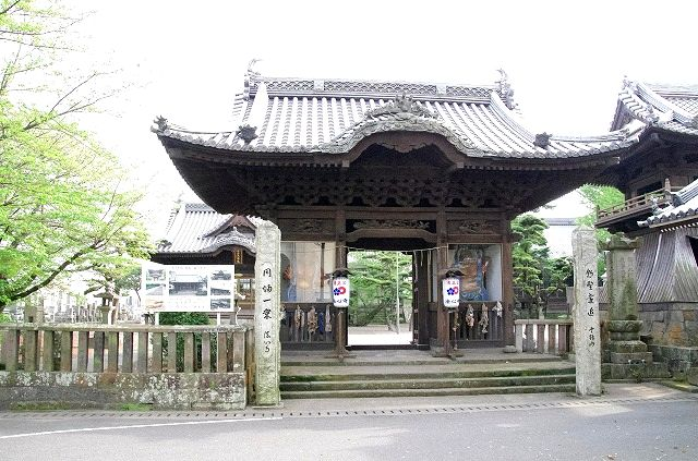 法心寺(加藤清正公)