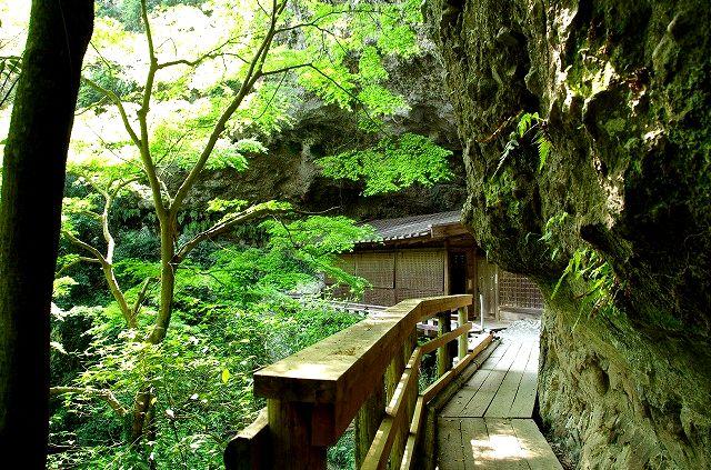 龍岩寺 奥の院