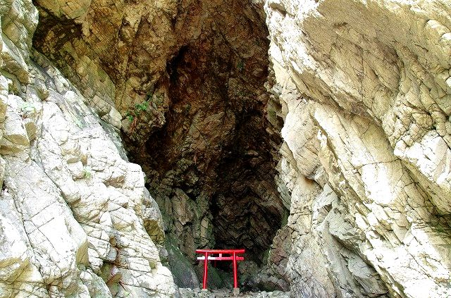 鵜戸神社(龍宮)