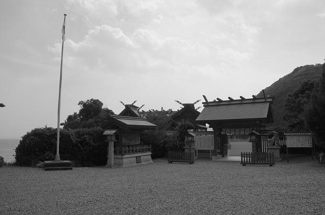 日向のお伊勢様(大御神社)
