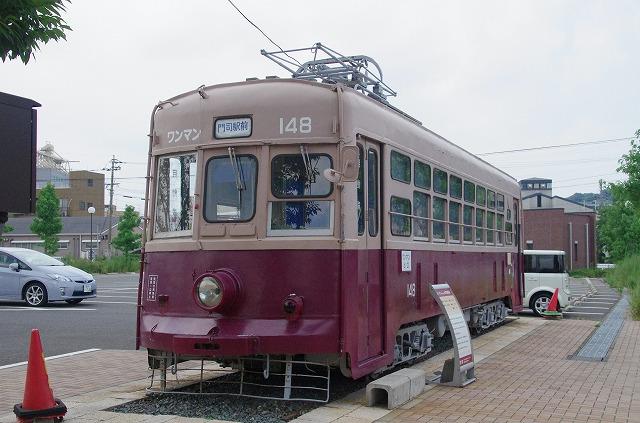 西鉄ワンマン(ボギー)車100型(チンチン電車)