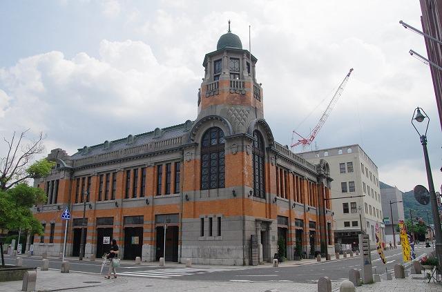 大阪商船三井船舶門司支店(門司港レトロ)