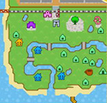 ふうと村マップ