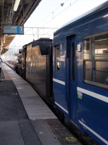 12系客車 「SLみなかみ」