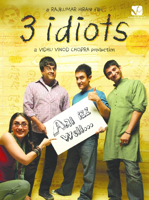 ON AIR#2726 3 idiots(2009)