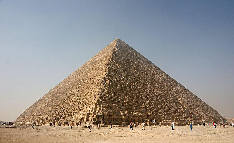 【隠し部屋】ピラミッド、新たに「温度の違い」がある箇所をまたも発見