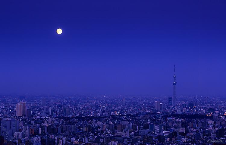 ガチカメラマンが撮った 月 が 綺麗すぎる件・・・ 満月やべえええええ!!!!!
