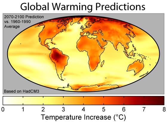 永久凍土が解けてメタンが放出されると、温暖化が加速し世界の被害は60兆ドル