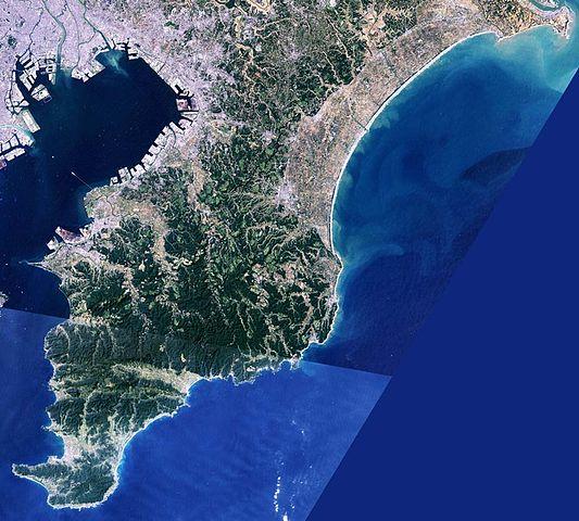 房総半島沖で地震が活発化