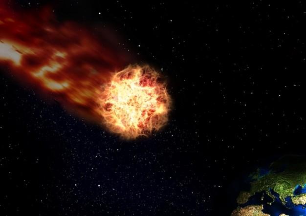 CNN、小惑星が猛スピードで地球に向かっている。2041年3月に衝突する!