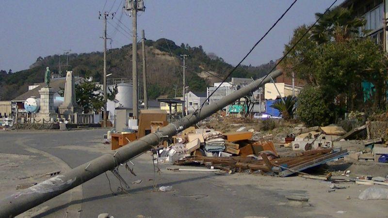 そろそろ大地震くるんだろうけど...