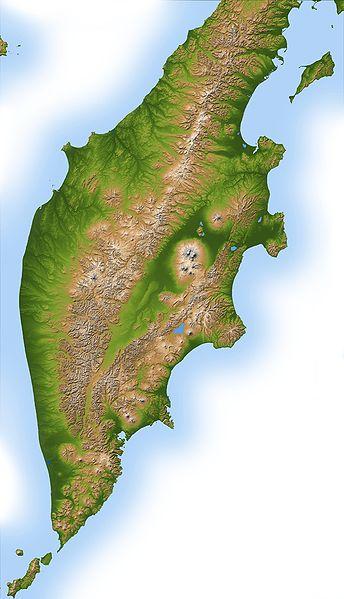 カムチャツカ沿岸でM6.6の地震