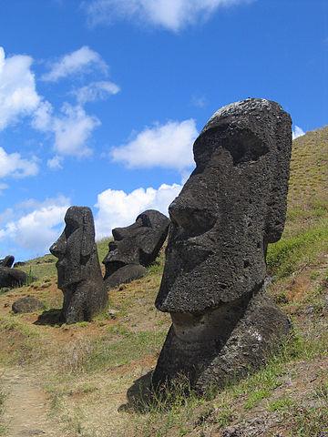 【古代文明】 古代人は巨石をいかにして運んだか