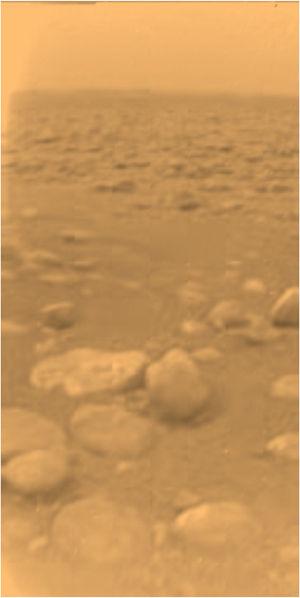 NASA 「土星の衛星タイタンからプラスチック原料を発見」