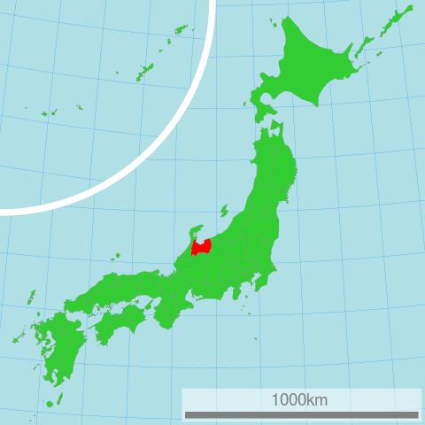 平成25年07月02日23時48分 富山県西部で地震 深さ10km M3.4 震度2