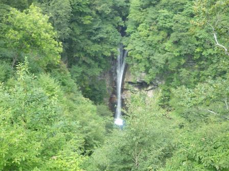 22駒止の滝